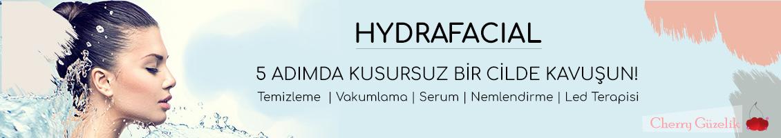 hydrafacial cilt bakımı