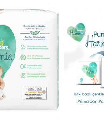 Pampers Harmonie-prima